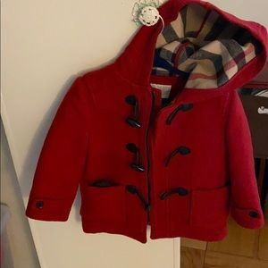 Kid Burberry Coat